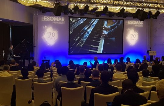 ESOMARs 70th anniversary
